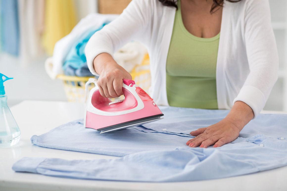 Limpieza y planchado por horas