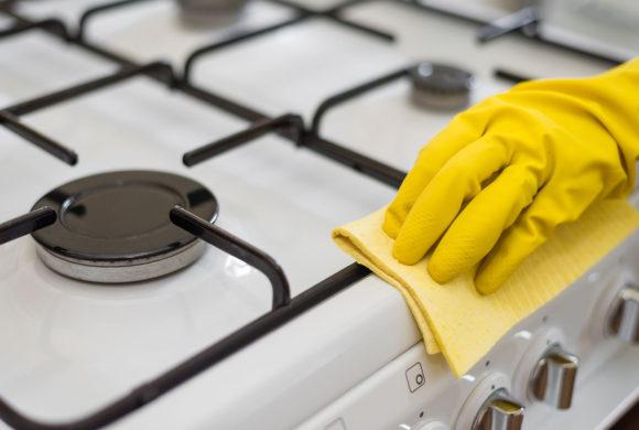 3 Trucos para mantener limpia la cocina sin grandes esfuerzos